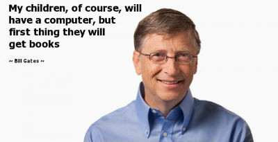 11 invataturi de la Bill Gates