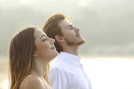 O practica simpla – respiratia