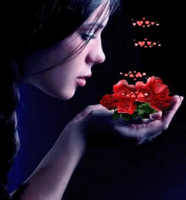 fata floare